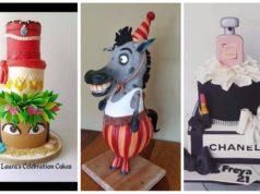 Competition: Worlds Highly Skillful Cake Designer
