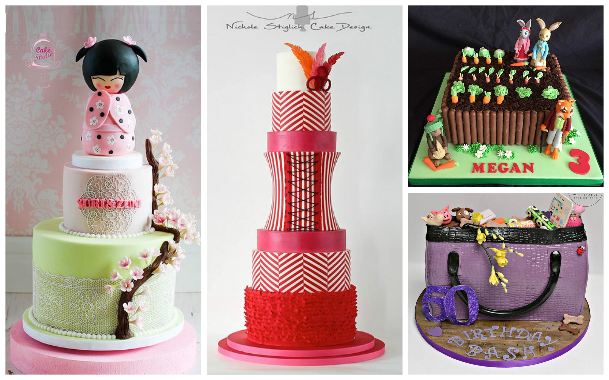 Cake Design Competition : Competition: World s Super Awesome Cake Designer