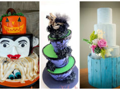 Vote: Decorator of the World's Super Sophisticated Cake
