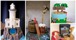Vote: Highly Recognized Cake Designer In The World
