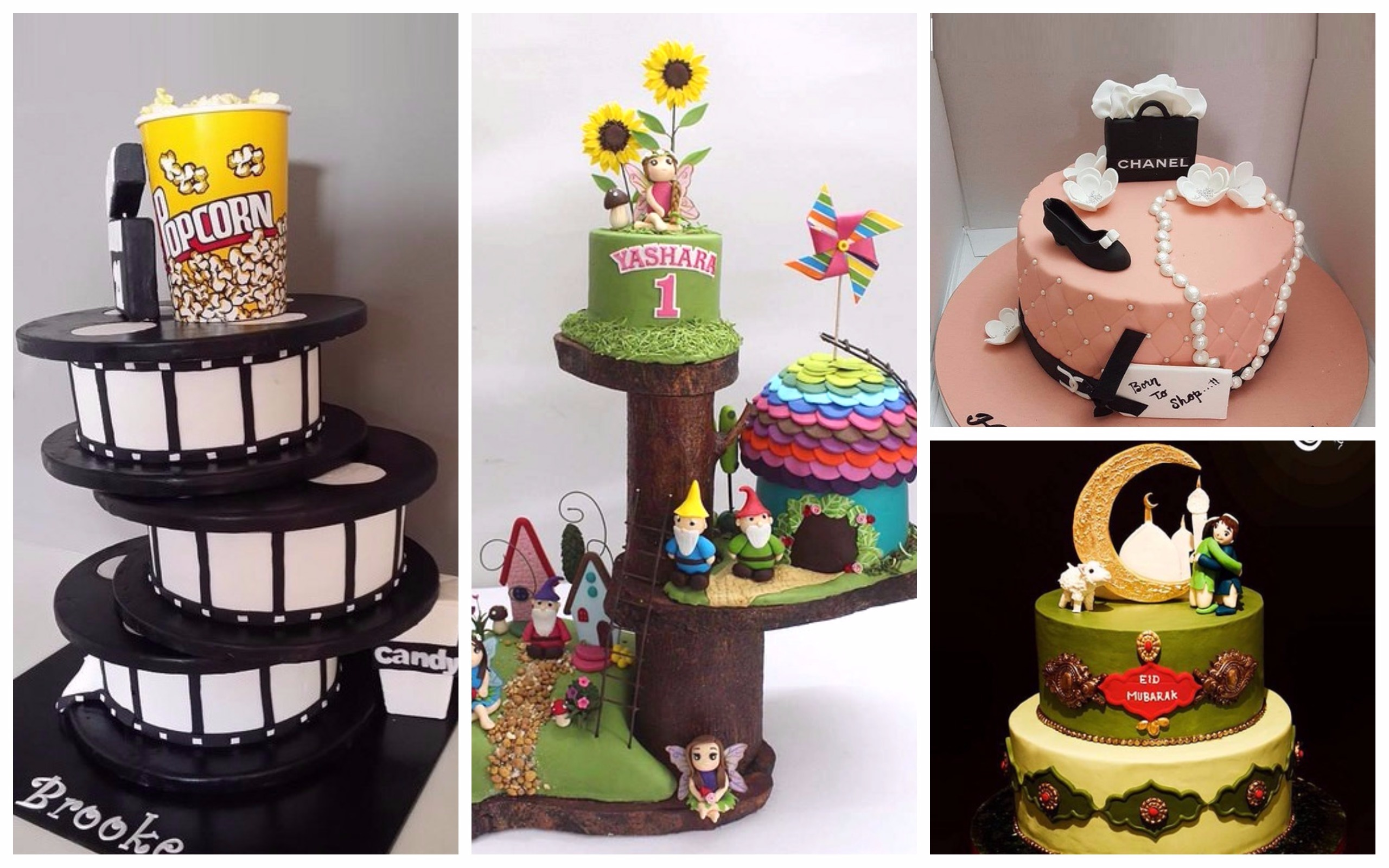 Vote World S Most Creative Cake Designer
