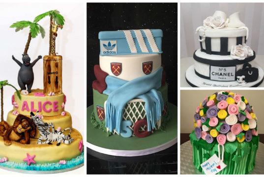 World's Award-Winning Cake Expert