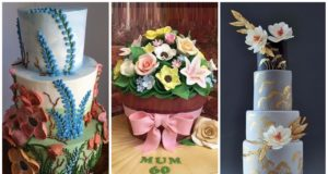 Competition: Decorator of the Worlds Ever Captivating Cake