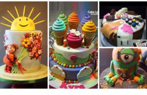 Competition: Decorator of the Worlds Highly Impressive Cake