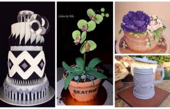Competition: Decorator of the Worlds Super Stunning Cake