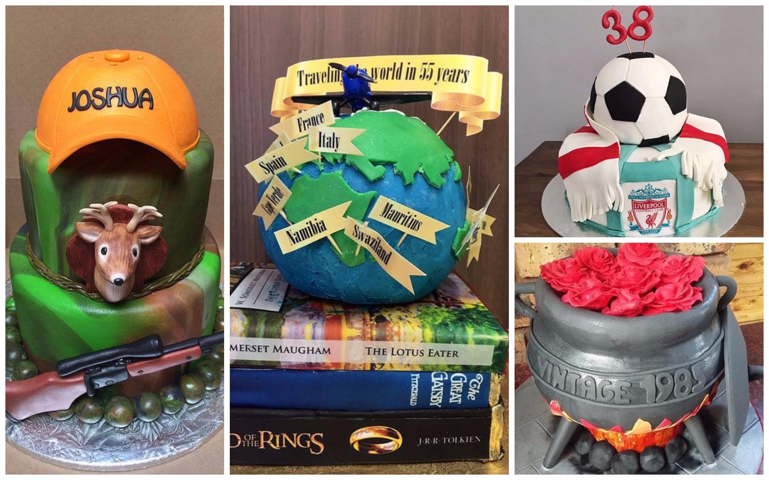 Competition Designer of the Worlds MindBoggling Cake
