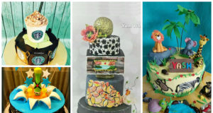 Competition: Super Magnificent Cake Designer In The World