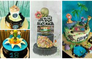 Competition: Super Magnificent Cake Designer In The World
