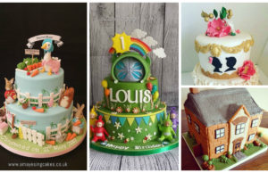 Competition: World's Highly Invincible Cake Decorator