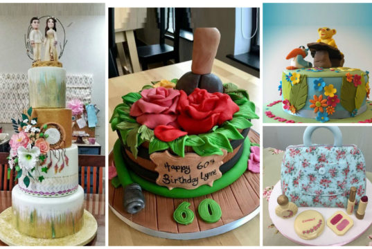Competition: World's Greatest Cake Expert