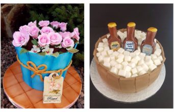 Competition: Worlds Most Recognized Cake Designer