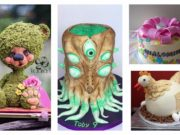 Competition: World's Most Renowned Cake Artist