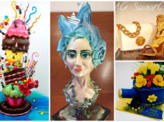 Competition: World's Most Skillful Cake Designer