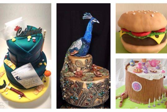 Competition: World's Most Spectacular Cake Designer