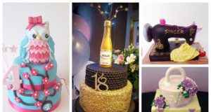Competition: Worlds One-Of-A-Kind Cake Designer