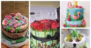 Competition: Worlds Premier Cake Decorator