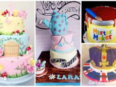 Competition: Worlds Super Amazing Cake Designer