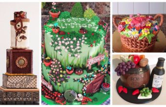 Competition: Worlds Super Exemplary Cake Artist