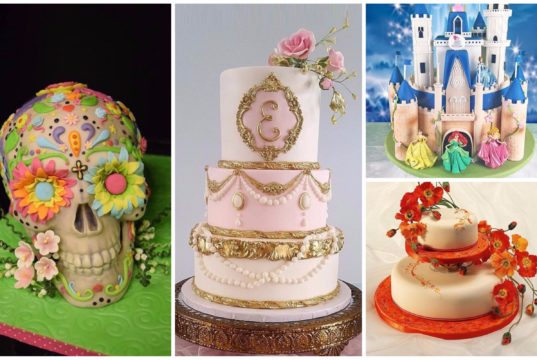 Competition: Worlds Superb Cake Designer