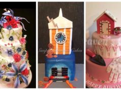 Competition: Artist of the World's Ever Special Cake