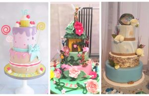 Competition: Decorator of the Worlds Breathtaking Cake