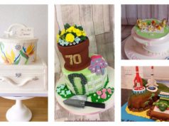 Competition: Decorator of the Worlds Most Perfect Cake