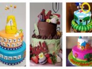 Competition: Decorator of the Worlds Premier Cake