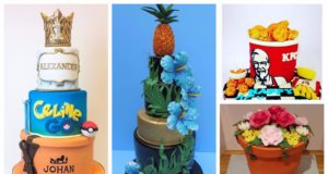 Competition: Designer of the Worlds Most Wonderful Cake