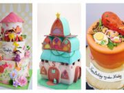 Competition: Worlds Ever Gifted Cake Decorator