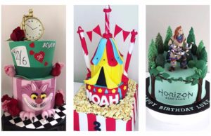 Competition: Worlds Most Recommended Cake Artist
