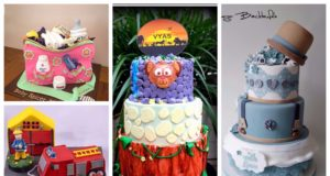 Competition: Worlds Most Ultimate Cake Decorator