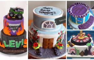 Competition: Worlds Number 1 Modern Cake ArtistCompetition: Worlds Number 1 Modern Cake Artist