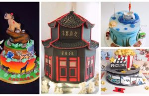 Competition: Worlds Super Marvelous Cake Expert
