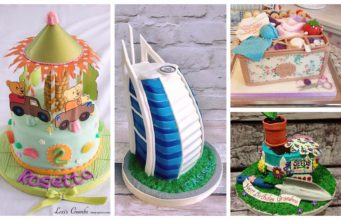 Competition: Artist of the Worlds Best Cake of All Time