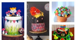 Competition: Artist of the Worlds Ever Sensational Cake