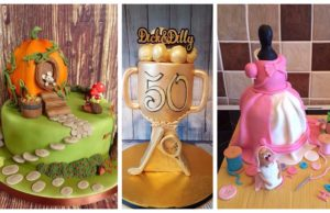 Competition: Artist of the Worlds Extraordinary Cake