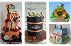 Competition: Artist of the Worlds Greatest Cake