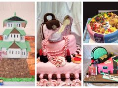 Competition: Artist of the Worlds Super Magnificent Cake