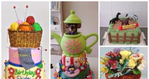 Competition: Decorator of the Worlds Best Choice Cake