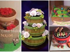 Competition: Decorator of the Worlds One-Of-A-Kind Cake