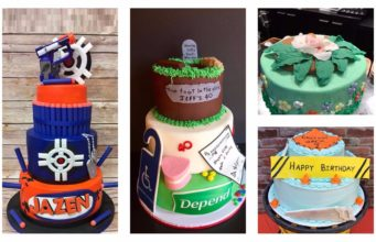 Competition: Decorator of the Worlds Super Awesome Cake