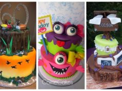 Competition: Decorator of the Worlds Super Exquisite Cake