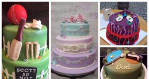 Competition: Designer of the Worlds Super Attractive Cake