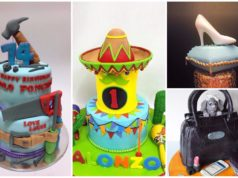 Competition: Designer of the Worlds Super Gorgeous Cake