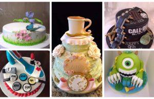 Vote: Worlds Highly Prestigious Cake Decorator