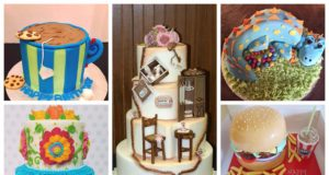 Competition: Decorator of the Worlds Super Captivating Cake