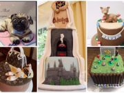 Competition: Worlds Highly Distinguished Cake Expert
