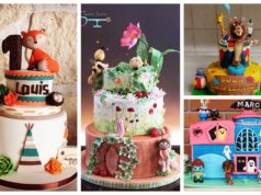 Competition: Worlds Super Artistic Cake Expert