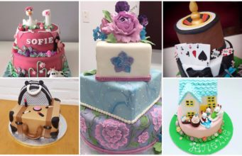 Competition: Worlds Highly Recommended Cake Artist