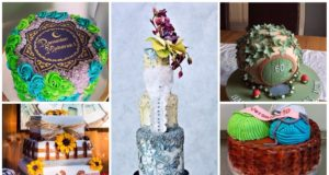 Vote: Decorator of the Worlds Most Beautiful Cake